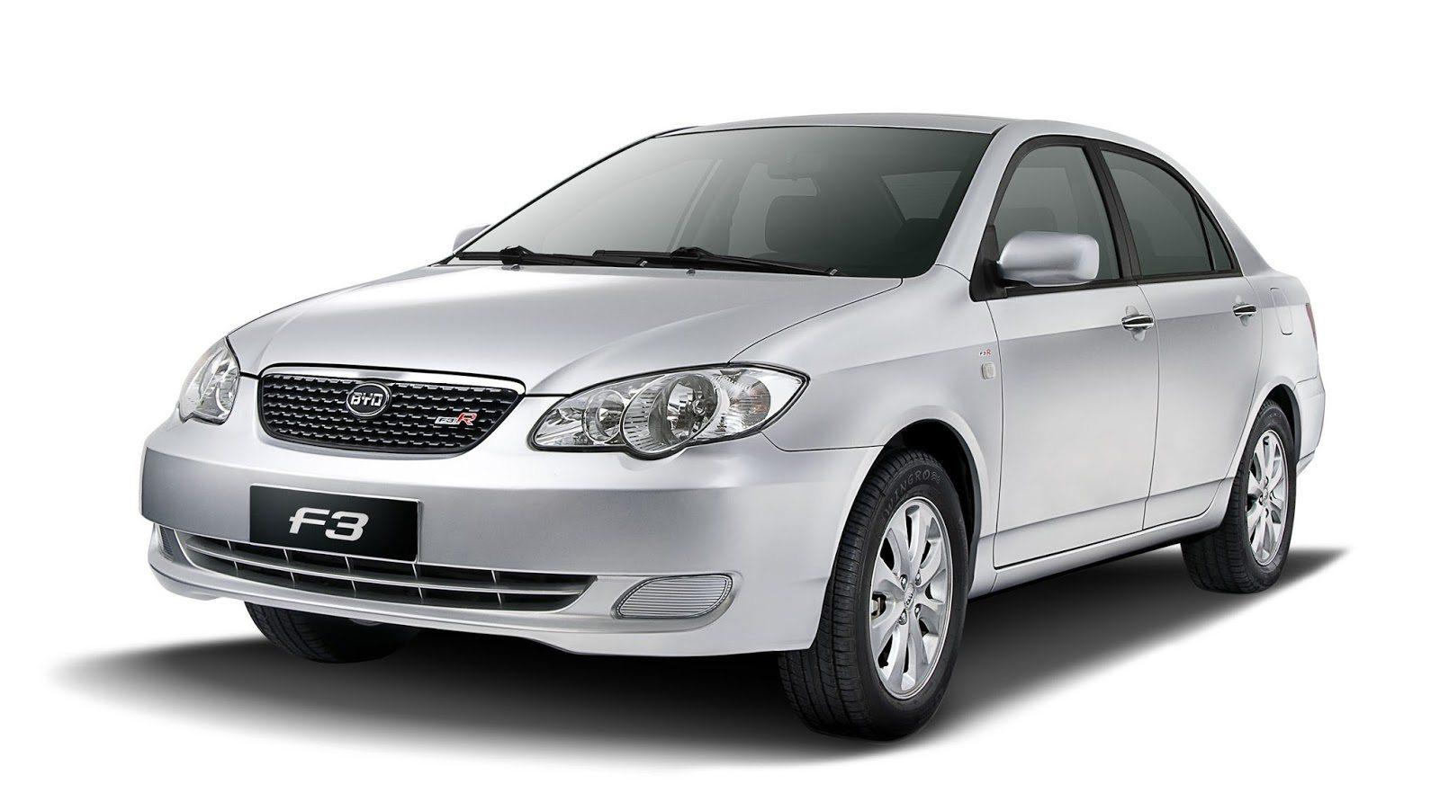 BYD F3 GLXI F3R 2018 carprices