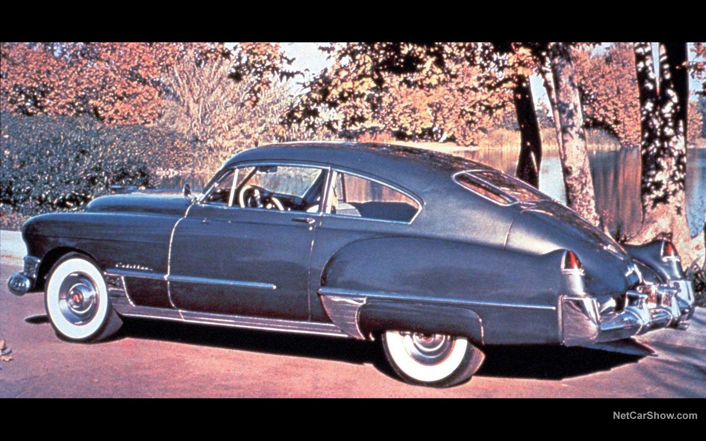 Cadillac Coach 2-Door 1949 5732e4b9