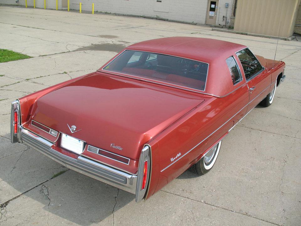 Cadillac Coupe Deville 1976 6c
