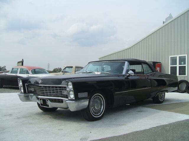 Cadillac Coupe Deville Convertible 1967 7056_2