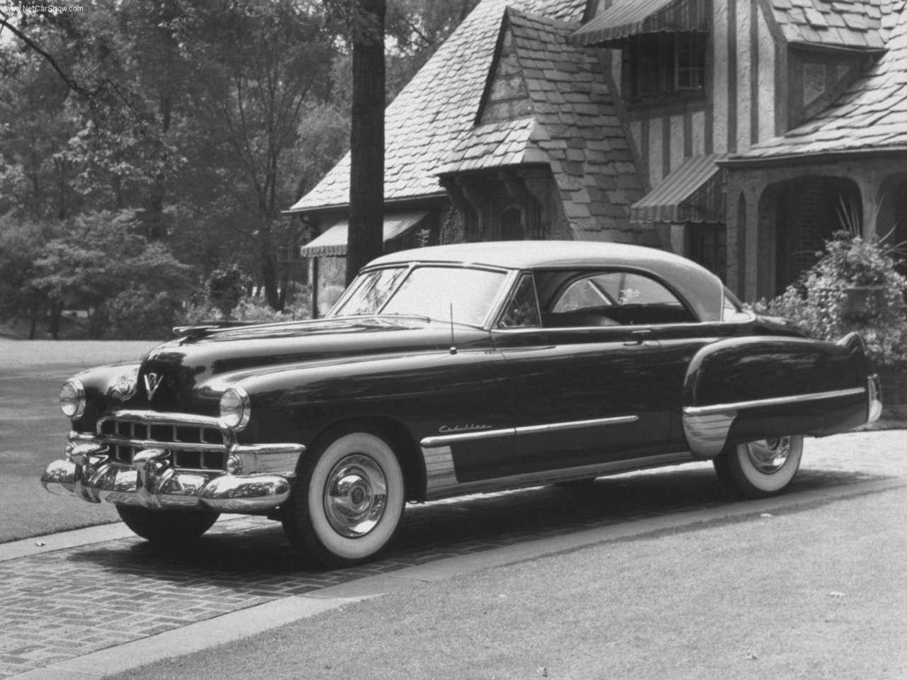 Cadillac DeVille Coupe 1949 Cadillac-DeVille_Coupe-1949-1280-01
