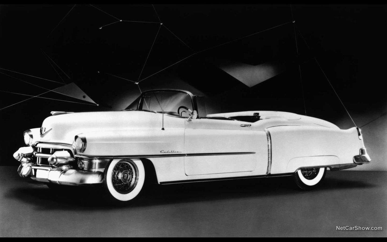 Cadillac Eldorado 1953 0a317280