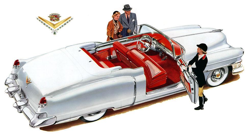 Cadillac Eldorado 1953 _53