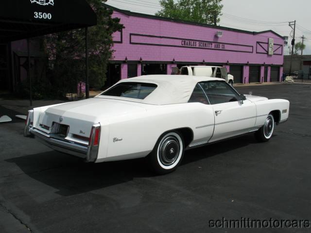 Cadillac Eldorado 1976 16