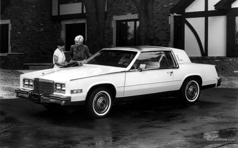 Cadillac Eldorado 1984 792afd88
