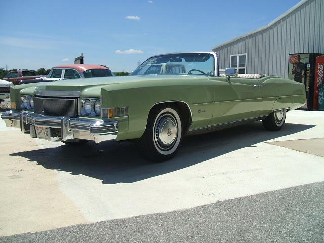 Cadillac Eldorado Convertible 1974 7010_2
