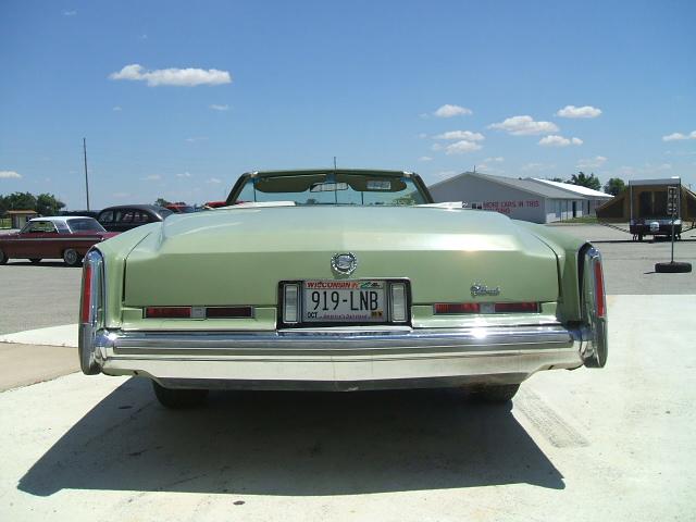 Cadillac Eldorado Convertible 1974 7010_4