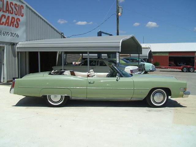 Cadillac Eldorado Convertible 1974 7010_5