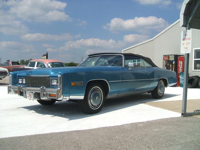 Cadillac Eldorado Convertible 1976 7092_2