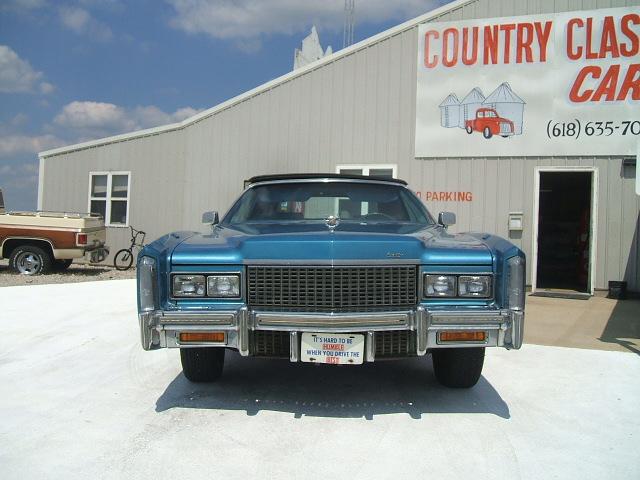 Cadillac Eldorado Convertible 1976 7092_5