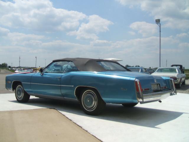 Cadillac Eldorado Convertible 1976 7092_6
