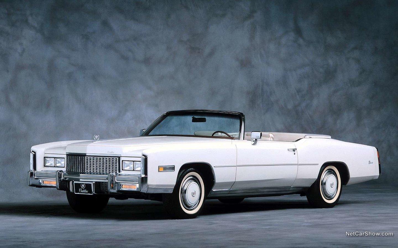 Cadillac Eldorado Convertible 1976 d634a934