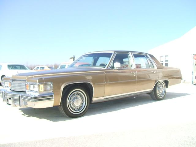 Cadillac Fleetwood Brougham d\\\'Elegance Edition 1979 6894_2