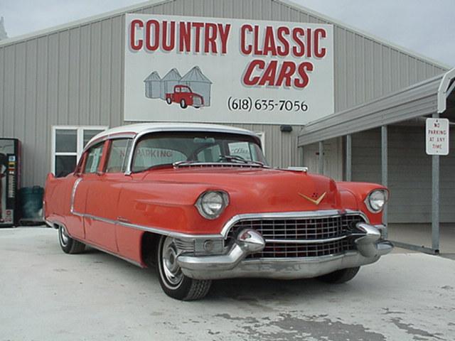 Cadillac Fleetwood Sedan 1955 3736_1