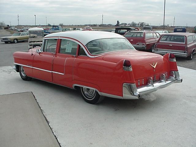 cadillac Fleetwood Sedan 1955 3736_3