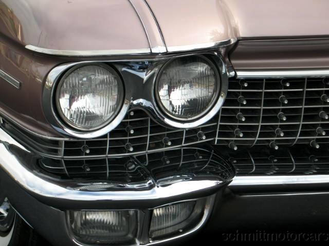 cadillac Full 5 Convertible 1960 9