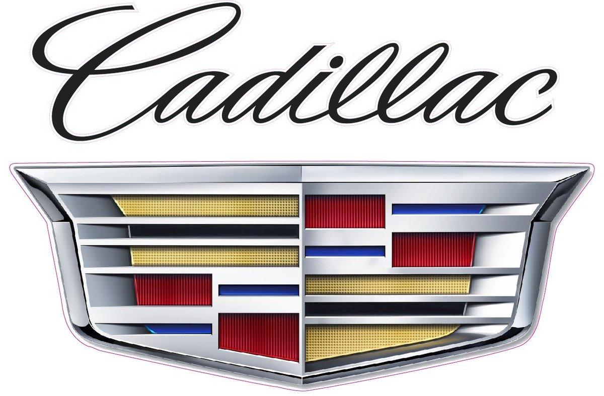 cadillac logo téléchargement  nostalgiadecals com