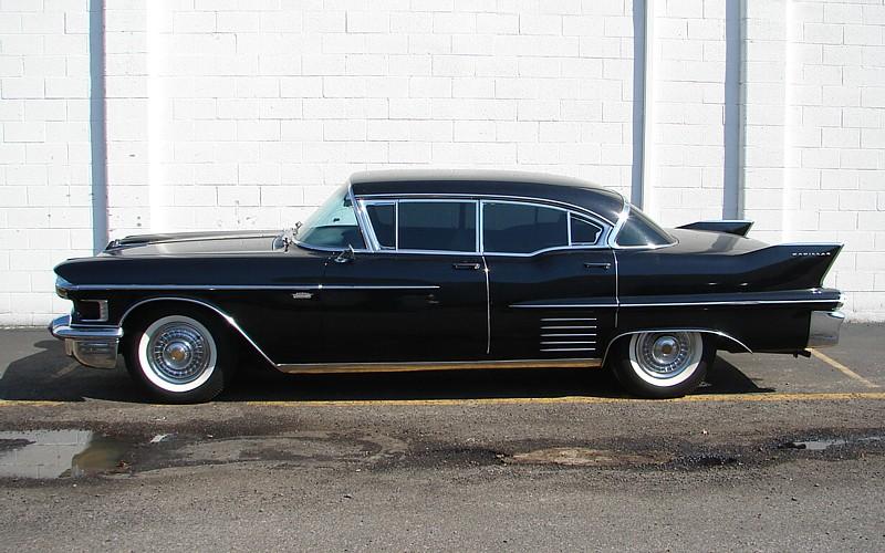 cadillac Sedan 1958 2
