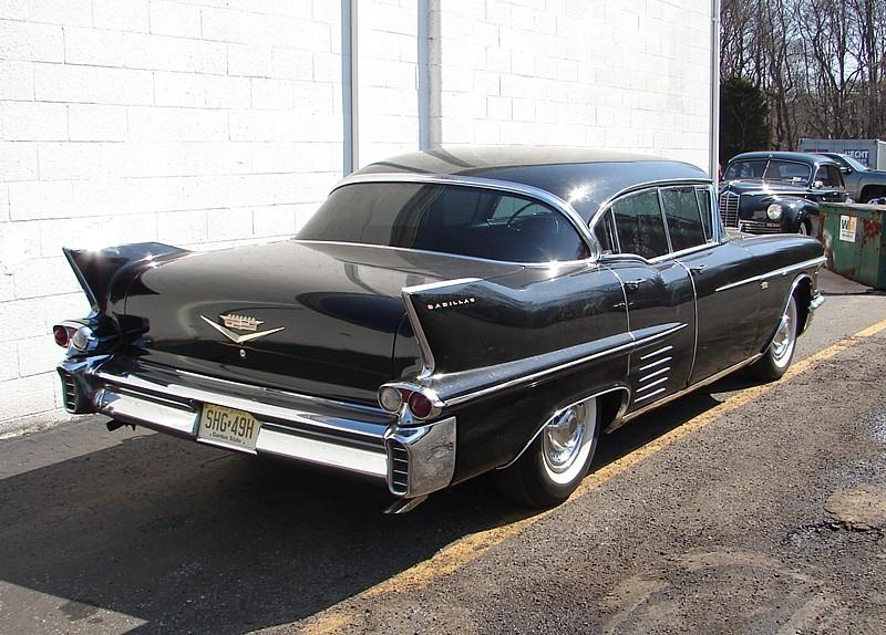 cadillac Sedan 1958 6