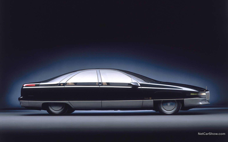 Cadillac Voyage Concept 1988 34f8efb2