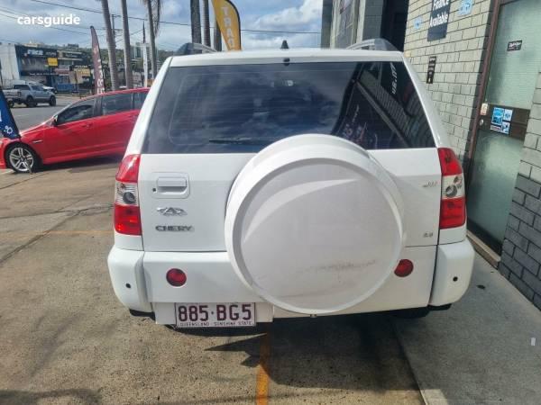 Chery J11 2WD T1X Wagon Man  2013 2013_chery_j11_Used_8
