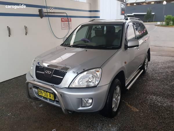 Chery J11 FWD 2011 carsguide com