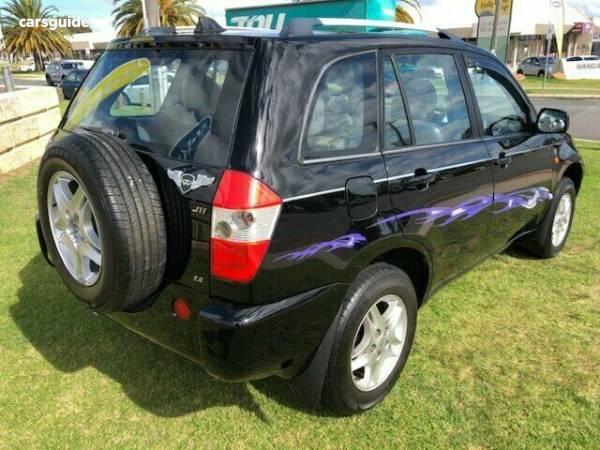 Chery J11 FWD 2012 carsguide com