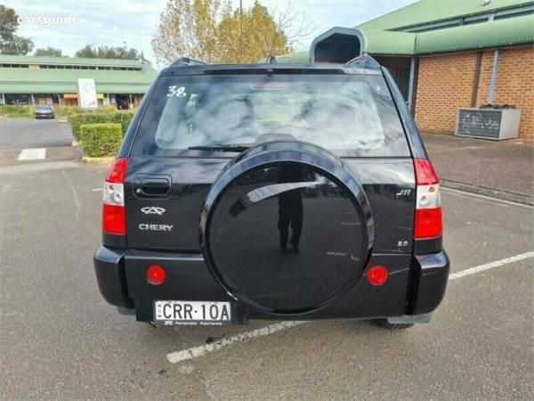 Chery J11 FWD 2013 carsguide com