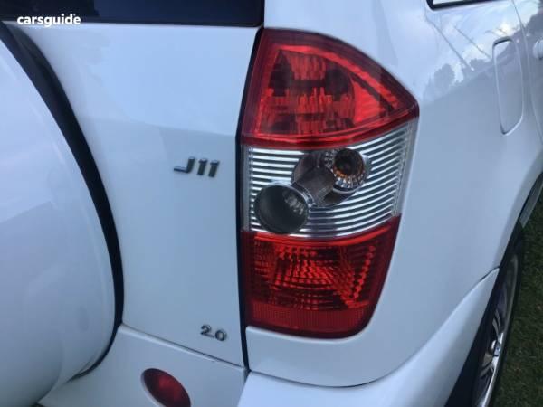 Chery J11 FWD Wagon 2011 2011_chery_j11_Used_22