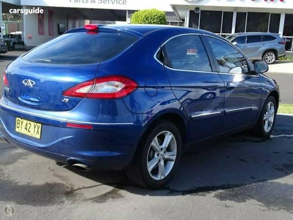 Chery J3 2013 carsguide com