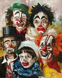 clowns i