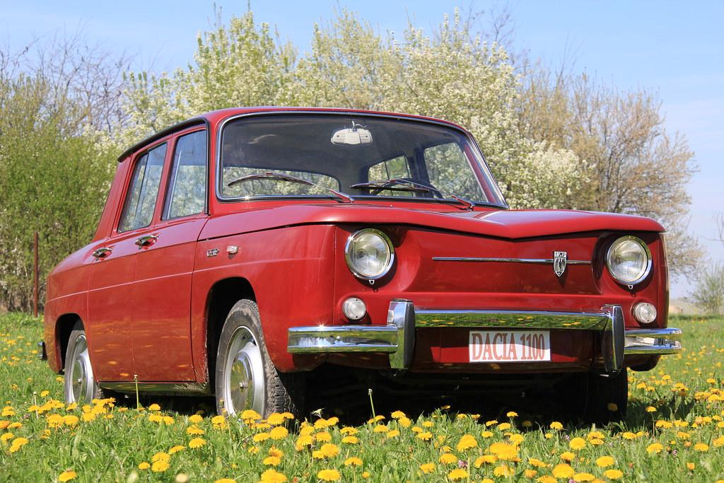 Dacia 1100 1966 c1