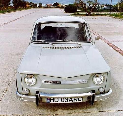 Dacia 1100 1968 live