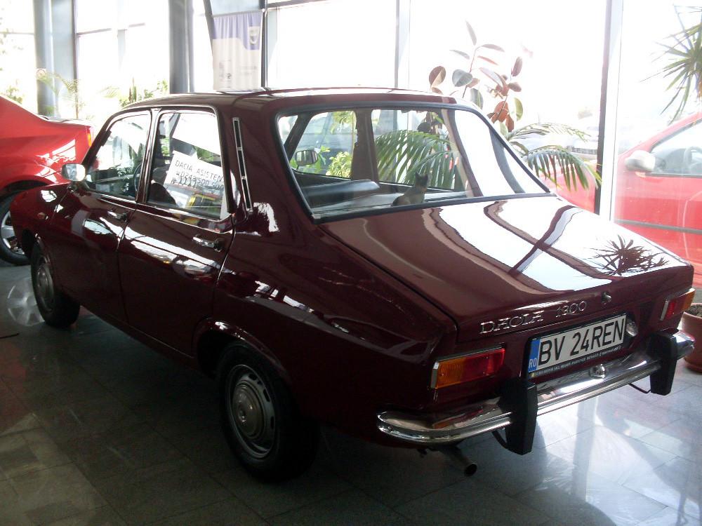 Dacia 1300 1969 live