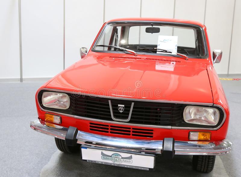 Dacia 1300 1970 thombs