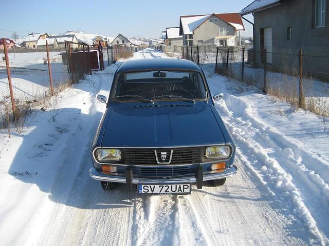 Dacia 1300 1972 live