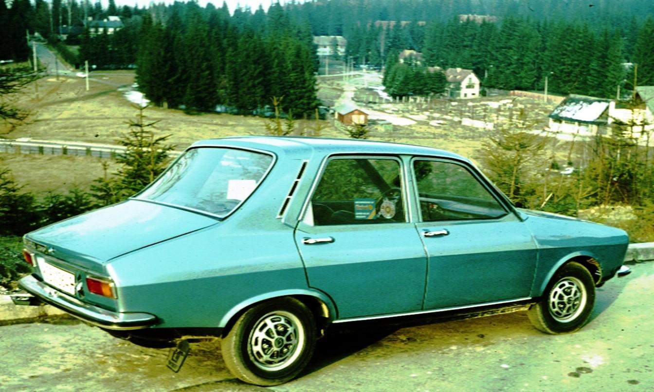 Dacia 1300 1972 upload