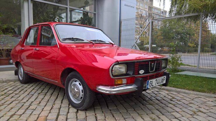Dacia 1300 1974 autoretroclassic