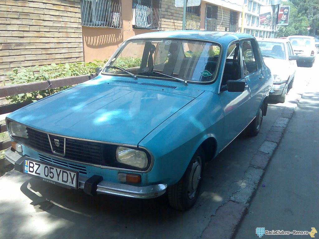 Dacia 1300 1979 live