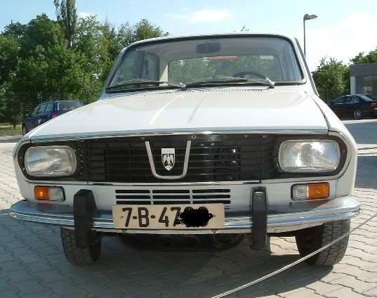 Dacia 1300 1980 carphotos