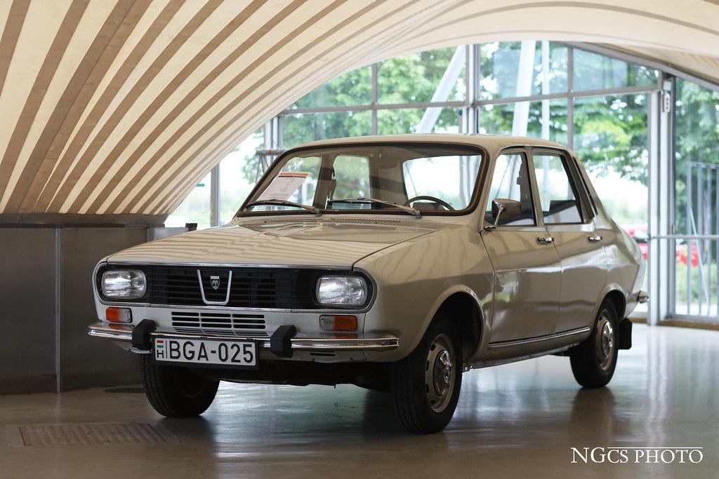 Dacia 1300 1980 live