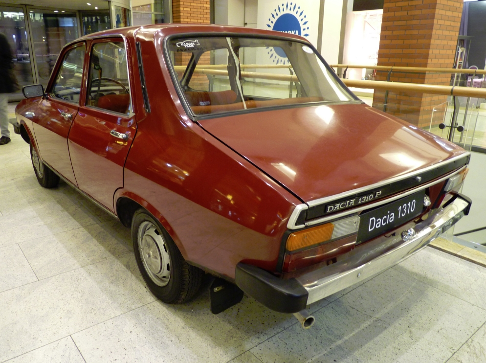 Dacia 1310 1982 autoevolution com