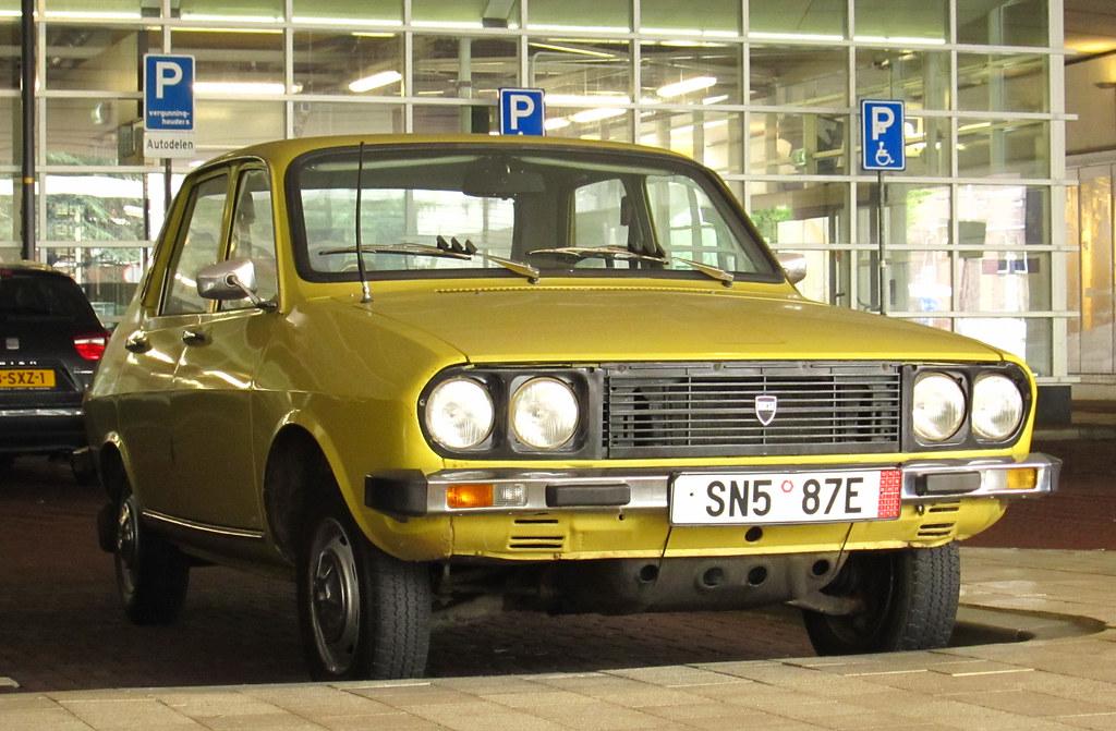 Dacia 1310 1984 farm8