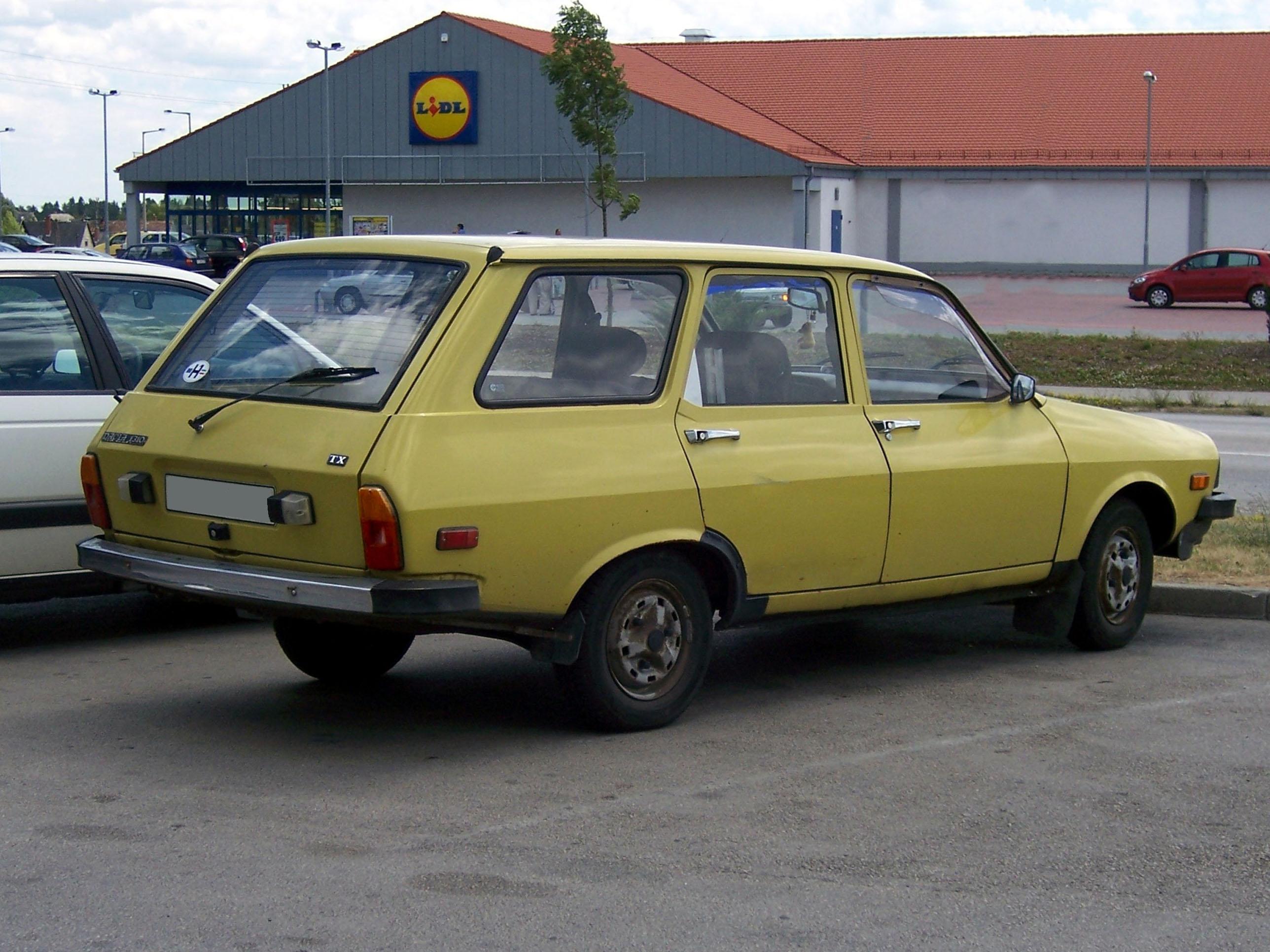 Dacia 1310 Break 1984 s1