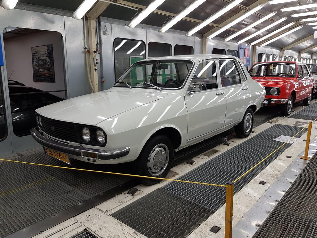 Dacia 1310 P 1979 live