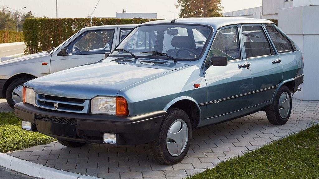 Dacia 1320 Liberta 1995 live