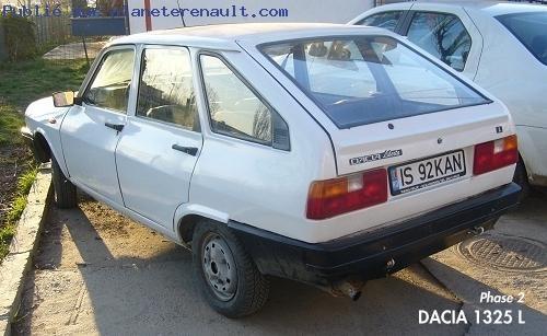 Dacia 1325 L 1993 aws-cf