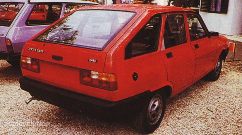 Dacia 1325 Liberta 1990 autoevolution com  DACIA1325-1362_1