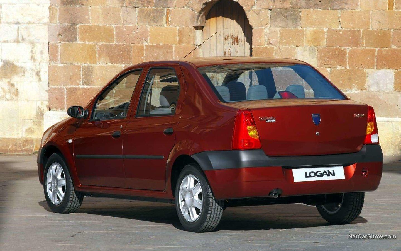 Dacia Logan 1