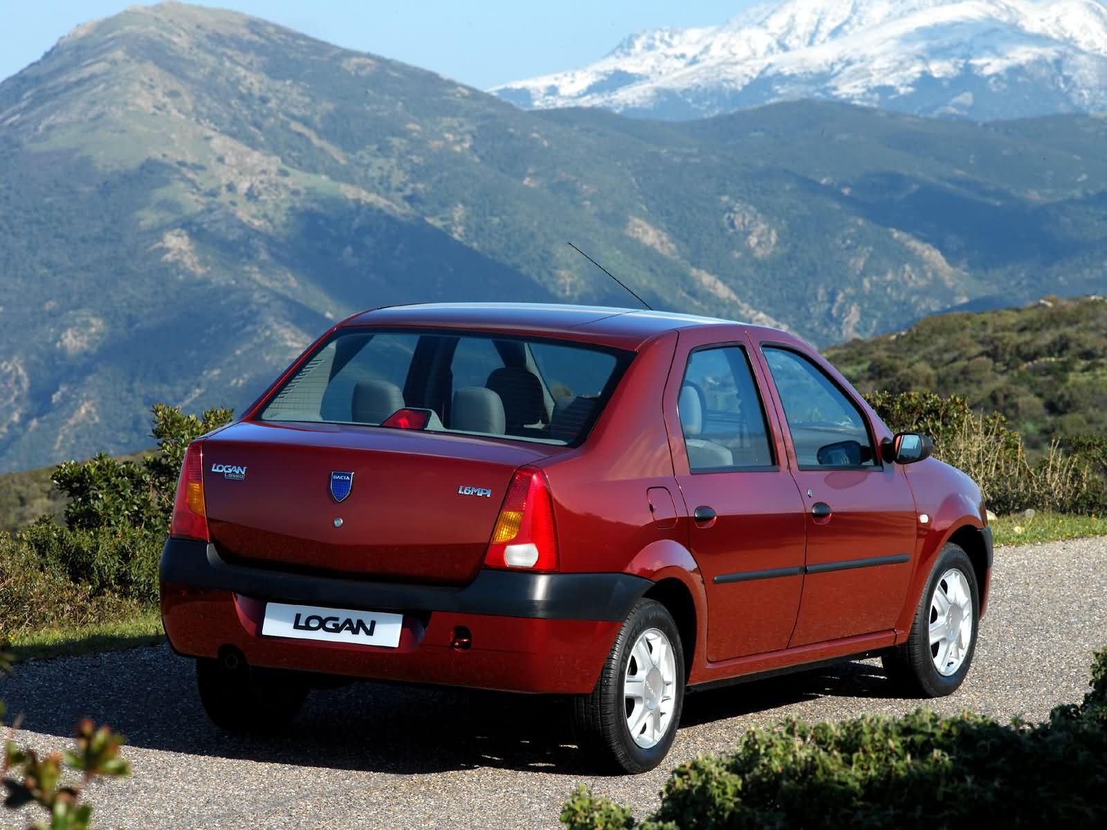 Dacia Logan 2004 carinpicture com Dacia-Logan-2004-Photo-46
